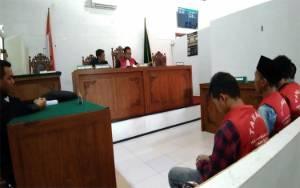 5 Terdakwa Kasus Karhutla di Lamandau Divonis Bersalah
