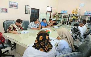 Komisi A DPRD Palangka Raya Lakukan Pemantauan ke Badan Pengelola Pajak dan Retribusi