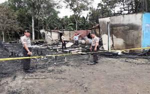 Kebakaran 3 Rumah di Desa Tangar Akibat Wadah Telur Dibakar untuk Usir Nyamuk