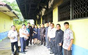 Komisi C DPRD Palangka Raya Minta SDN 2 Panarung Segera Diperbaiki
