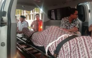 Anggota DPRD Kalteng Meninggal Dunia