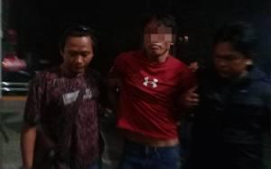 Tahanan Polsek Sebangau Kabur Berhasil Diringkus Polisi