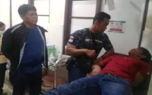 Melawan Polisi, Tahanan Kabur Polsek Sebangau Ditembak