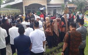 Pelayat Padati Rumah Duka Anggota DPRD Kalteng Sarwani Sabri