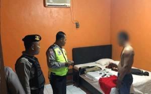 4 Pasangan Muda-mudi Terjaring Razia Saat Asyik di Kamar Hotel di Palangka Raya