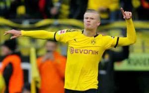 Tajam di Dortmund, Erling Haaland Torehkan Rekor Bundesliga