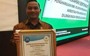 Pengadilan Agama Kuala Pembuang Raih Akreditasi A
