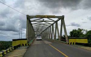 Ini Jadwal Buka Tutup Jembatan Bajarum