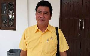Anggota DPRD Kapuas Apresiasi Rehab Jembatan Penyeberangan Desa Batanjung