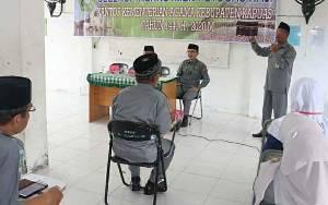 7 Peserta Ikuti Rekrutmen Calon Petugas Haji di Kapuas Gunakan Sistem CAT