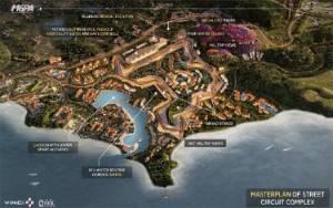 Begini Gambaran Sirkuit Mandalika untuk MotoGP 2021