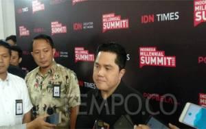 Erick Thohir Akan Rombak Direksi dan Komisaris Pupuk Indonesia