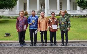 Diundang Presiden, Bupati Barito Selatan Hadiri Rakornas Karhutla