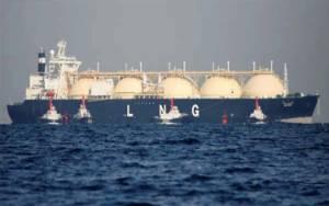 Produsen Keluhkan Harga LNG Jatuh di Pasar Global