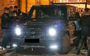 Kekasih Berikan Hadiah Ulang Tahun Mobil Mewah untuk Ronaldo