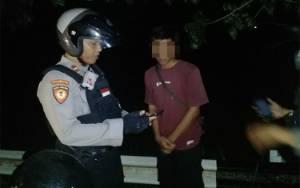4 Pemuda dan 2 Motor Diamankan Saat Aksi Balap Liar di Palangka Raya