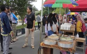 Wakil Bupati Sukamara Apresiasi Kegiatan Wisata Kuliner