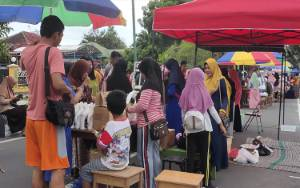 Pemkab Sukamara Wacanakan Acara Wisata Kuliner Seminggu Sekali