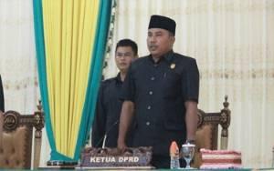 Ketua DPRD Lamandau Ingin Sosok Berkompeten Jadi Direksi PD Bajurung Raya