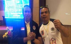 Pengurus SIWO PWI Kalteng Siap Dorong Atlet Masuk Olimpiade
