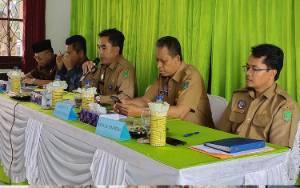 Kecamatan Sukamara Gelar Musrenbang Tahun Anggaran 2021