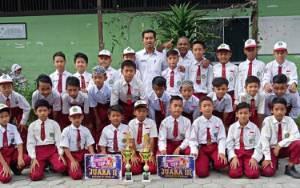 Tim Futsal MIN 1 Kapuas Raih Prestasi pada Esemkadua Cup V
