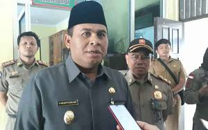 Wakil Bupati Kobar Cek SOPD Guna Pastikan Kesejahteraan Tenaga Kontrak