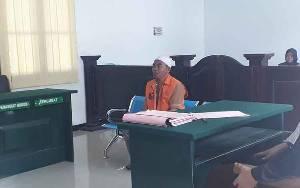 Pria Ini Divonis 7 Tahun Penjara karena Simpan 11 Paket Sabu