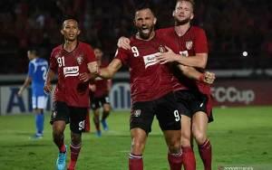 Bali United Kalahkan Than Quang Ninh 4-1