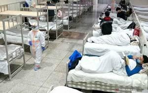 Kasus Corona di China Sentuh Angka 78.064 dengan 2.715 Kematian