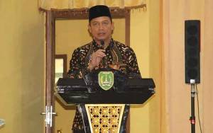 Bupati Sukamara Harapkan Kegiatan CSR Perusahaan Dikerahui Pemerintah