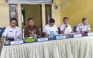 Musrenbang Perdana 2020 Dimulai di Kecamatan Pematang Karau