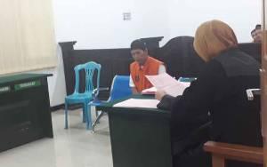 Residivis Kasus Pencurian Kembali Duduk di Kursi Pesakitan