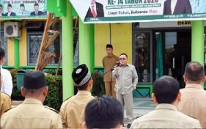 Pegawai Kementerian Agama Pulang Pisau Diminta Terus Jaga Kebersamaan
