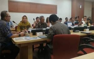 Bupati Kobar dan Jajarannya Datangi Kantor PLN Pusat Perjuangkan Listrik Jangkau Pelosok Desa