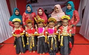 Empat Kecamatan Ikuti Porseni PAUD Kabupaten Seruyan