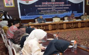 Komisi IX DPR RI Berkunjung ke Kalteng