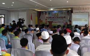 Wabup Sukamara Harapkan FASI Tingkatkan Sinergitas dan Silaturahmi