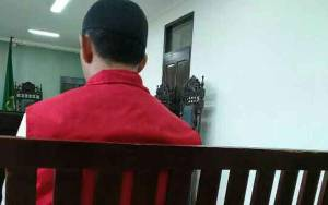 Terdakwa Ini Dituntut 7 Tahun Penjara Akibat Sabu