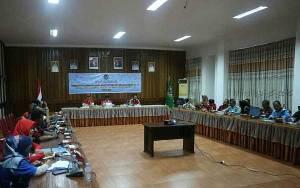 Pj Sekda Seruyan Pimpin Rapat Persiapan BBGRM Kabupaten