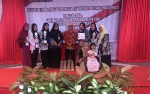 TK Negeri Pembina Kuala Pembuang Raih Juara Umum Porseni PAUD Seruyan