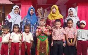 Ini Kiat TK KB Negeri Pembina Kuala Pembuang Raih Juara Umum Porseni PAUD Seruyan