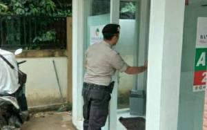 Anggota Polsek Kapuas Hulu Rutin Patroli Objek Vital Antisipasi Gangguan Kamtibmas