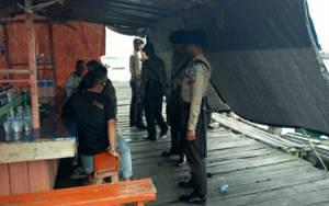 Satuan Binmas Polres Kapuas Bimbing Siswa Diktuba SPN Lakukan Penyuluhan