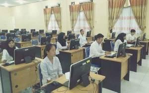 Tes SKD CPNS Lamandau Cuma Diikuti 1.975 Orang, 134 Peserta Tidak Hadir