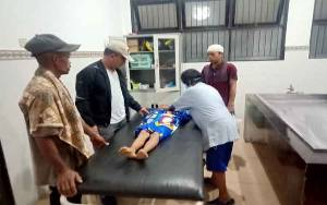 Anak 8 Tahun Tewas Tenggelam di Lokasi Galian C Palangka Raya