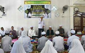 Program Tuntas Baca Tulis Al Quran Terus Digalakan di Kapuas