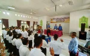 Anggota BPD di Kecamatan Kurun Dilantik