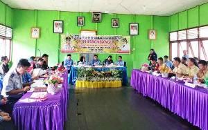 Total Usulan Musrenbang Kecamatan Pandih Batu 354 Usulan