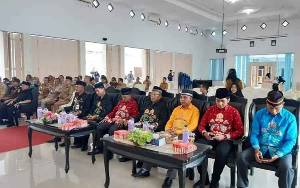 Dewan Rusert Daerah Diharapkan Bisa Berikan Masukan kepada Pemkab Sukamara
